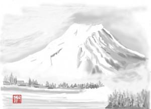 富士山ABjpg